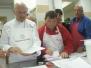 Corso di cucina Citta di Castello 2014